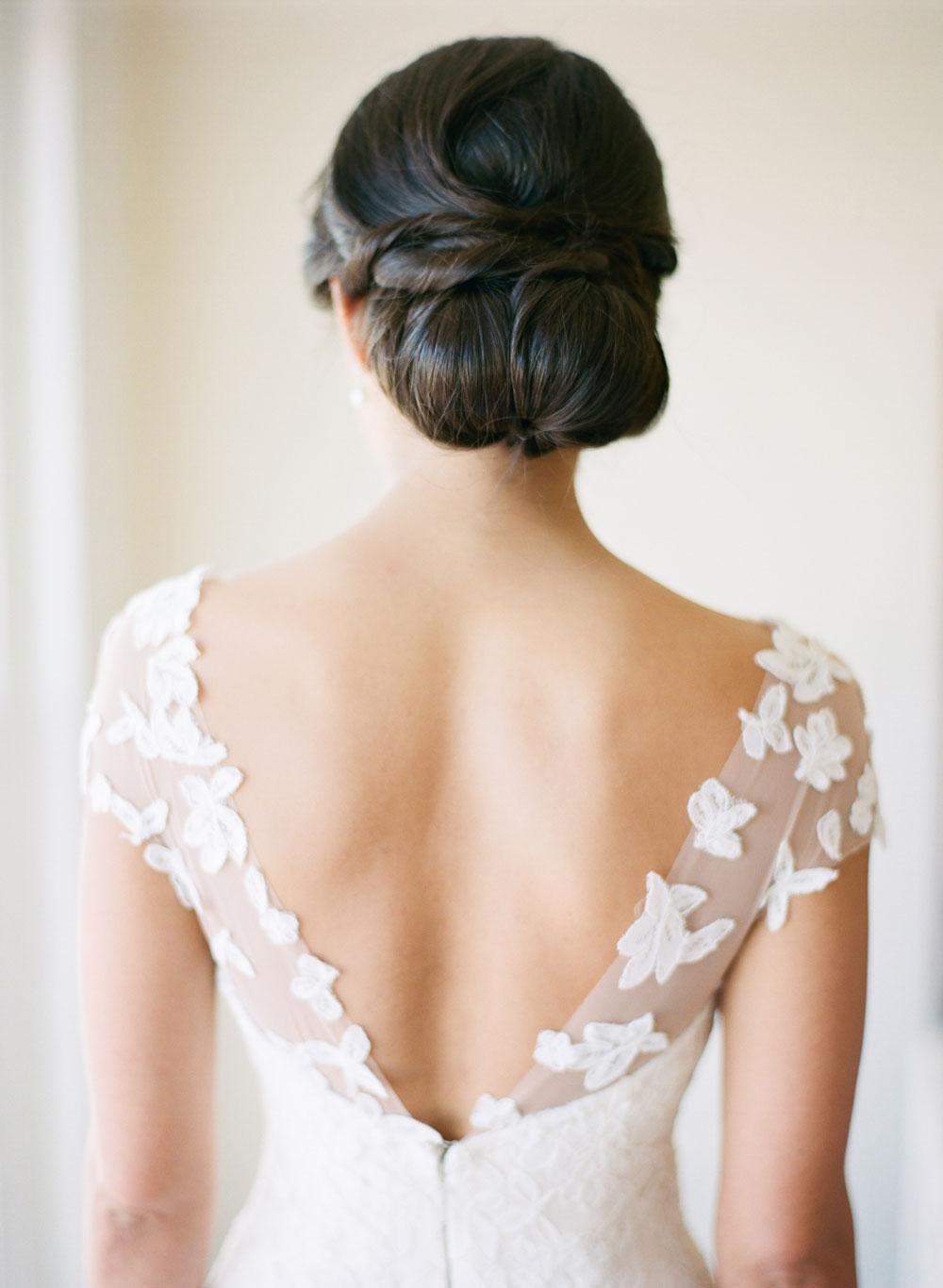 Wedding hairdresser