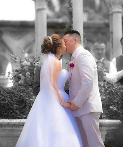 Cloisters wedding