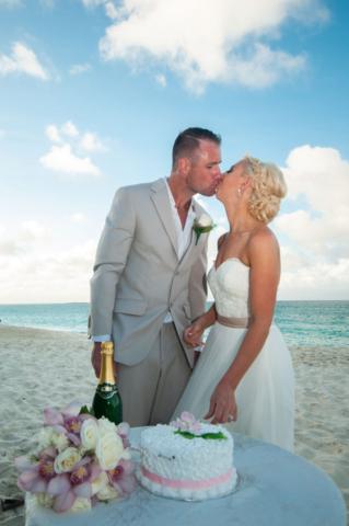 chic weddings Bahamas