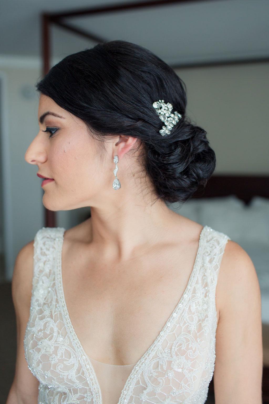 Island wedding hairstyles