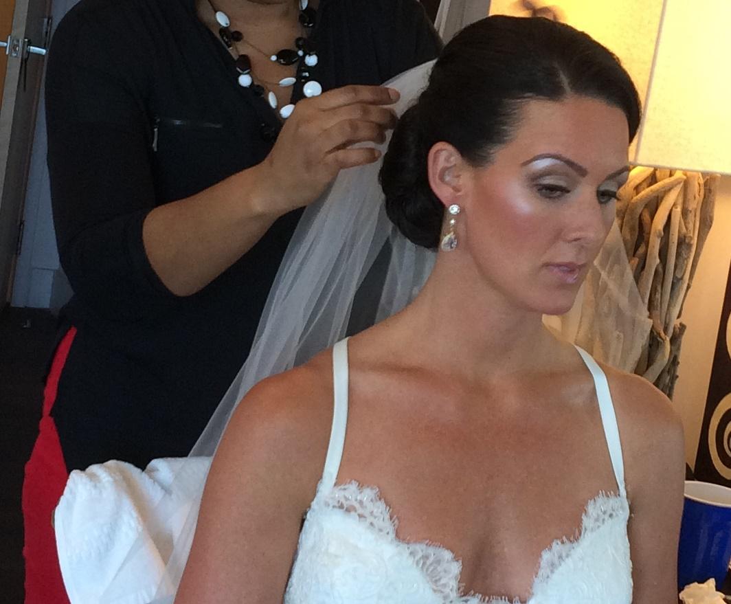 wedding eye shadow